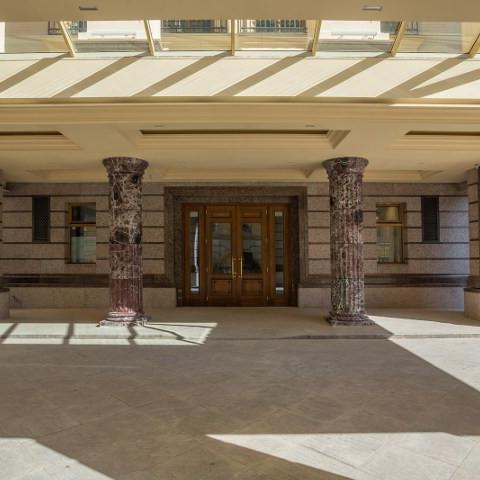 ЖК Hovard Palace, ход строительства, этапы работЖК Hovard Palace, ход строительства, этапы работ
