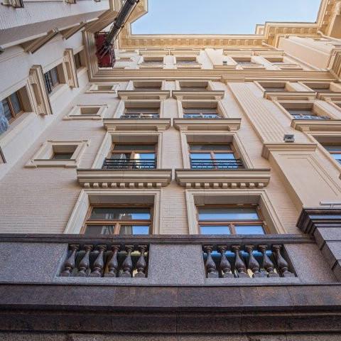 ЖК Hovard Palace, ход строительства, этапы работ